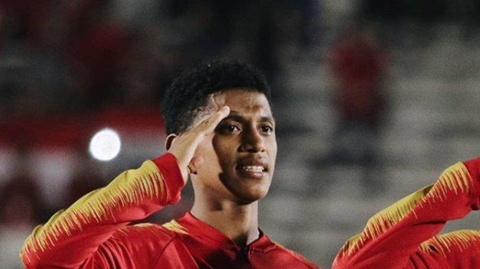 Pemain Timnas U-16 Indonesia Alfin Lestaluhu Meninggal Dunia, Lihat Video Gol Terakhirnya