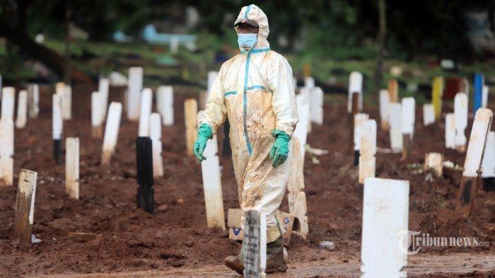 Indonesia Jadi Negara dengan Kasus Kematian Baru Covid-19 Tertinggi di Dunia, Berikut Daftarnya
