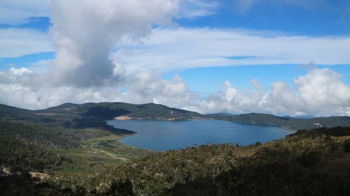 Belum Banyak Dikunjungi Turis, Ini 2 Danau Cantik yang Tersembunyi di Pegunungan Arfak Papua Barat