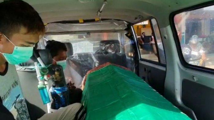 50 Warga Dikurung di Mobil Jenazah Berisi Keranda Bekas Pasien Covid-19 karena Tak Pakai Masker