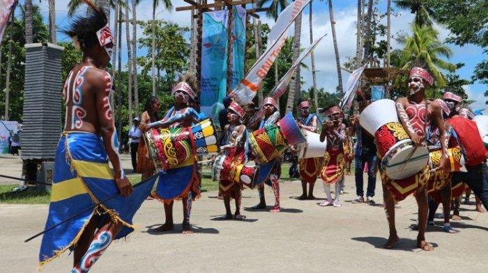 Wisata ke Festival Pesona Bahari Raja Ampat Papua Barat Tak Harus Mahal, Hanya Rp 5,3 Juta