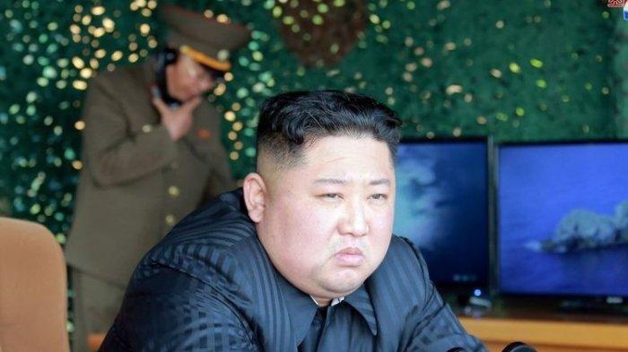 Saat Kim Jong Un Dirumorkan Meninggal, Media Korut Kabarkan Aktivitas Presidennya