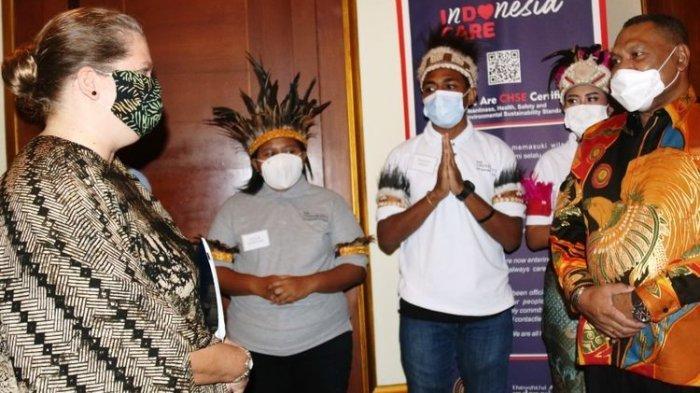 24 Mahasiswa Papua Dikirim ke Amerika Serikat untuk Kuliah di Universitas Unggulan