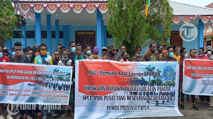 Datangi MRP, PAL Ancam Palang Kampus IPDN yang Diduga Bermain Penerimaan Praja