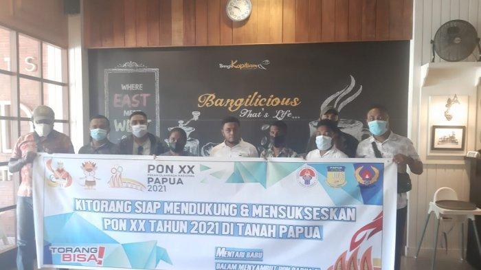 DPP Pemuda Saireri Ajak Semua Elemen Dukung PON XX Papua