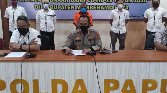 Mantan Bupati Mamberamo Raya Ditahan, Korupsi Dana Covid-19 dan Rugikan Negara Rp3,1 Miliar