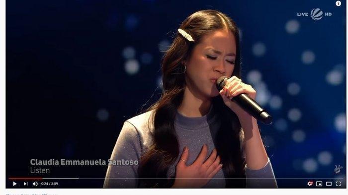 Kini Juara The Voice Jerman, Claudia Emmanuela Dulu Pernah Dapat Kritik Pedas dari Saipul Jamil