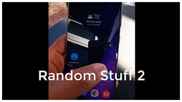 Beredar Bocoran Video Tunjukkan Sosok Samsung Galaxy S21, Ini Penampakannya