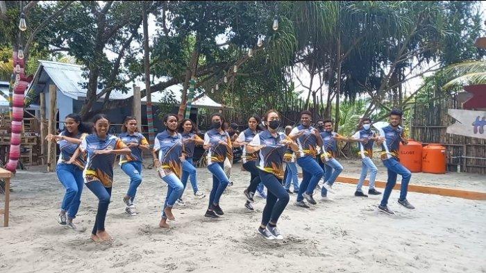 Jelang PON XX Papua, Ambassador Budaya Kerahkan Puluhan Penari
