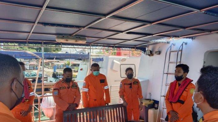 Kapal Rombongan Bupati Fakfak Hilang Kontak, Ditemukan Selamat dan Bermalam di Pulau Pisang