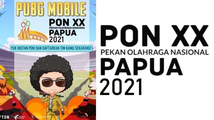 Hampir 5 Ribu Tim Daftar Cabor Esports PUBG Mobile di PON XX Papua 2021, Ini Jadwal Lengkapnya