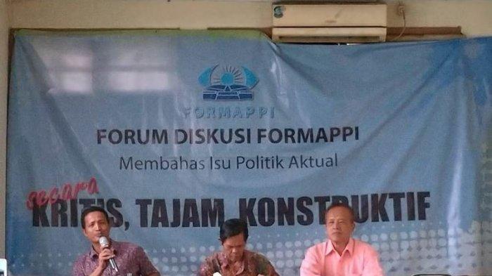 Formappi Kritik Jokowi: Lebih Baik Selesaikan Masalah Ketidakadilan di Papua Ketimbang Bangun Istana