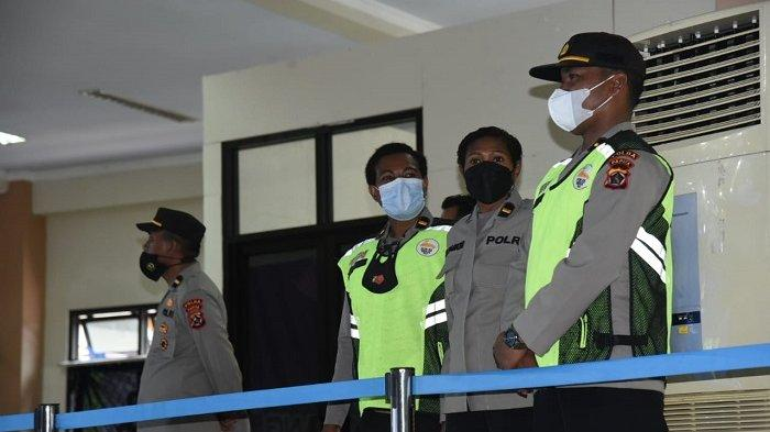 Kabid Humas Polda Papua Sebut Cabor Angkat Berat Berjalan Aman dan Lancar