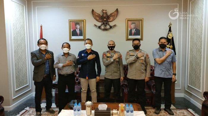 Polisi Akan Jaga Ketat PertandinganPembuka Liga 1 di Stadion GBK Jakarta