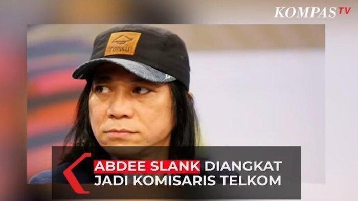 Bela Abdee Slank yang Dikritik karena Jabat Komisaris Telkom, Anang: Orang yang Nyinyir, Sakit Hati