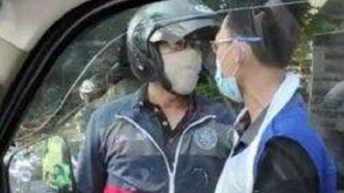 Viral Video Pengendara Motor Adang Ambulans di Depok, Polisi Lakukan Pengusutan