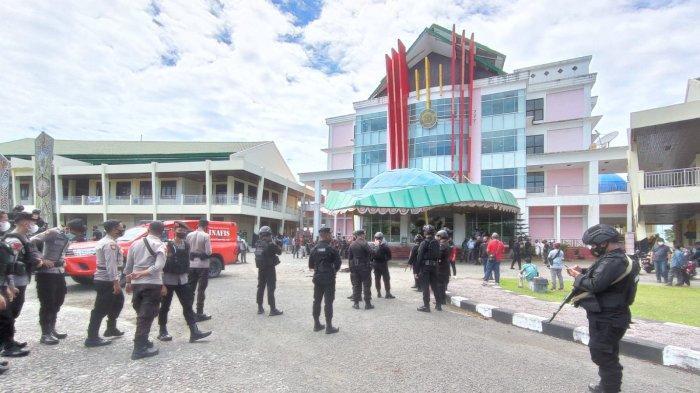Polisi Kembali Periksa 6 Mahasiswa Universitas Papua