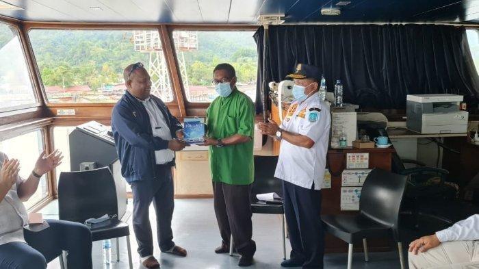 Pengusaha Muda di Biak Papua Dikenalkan Program Konektivitas Tol Laut