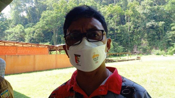 Seratusan Warga Ikuti Vaksinasi Covid-19 di Perbakin Papua