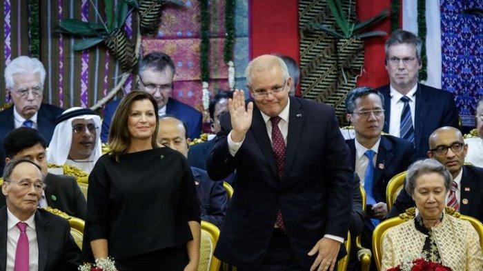 China Ancam Pakai Ekonomi, PM Australia Peringatkan Pihaknya Tak Bisa Diintimidasi