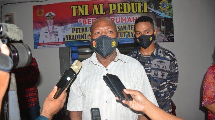 TNI AL Perlu Waktu 10 Hari Renovasi Rumah Juru Parkir Orangtua Peraih Adhi Makayasa