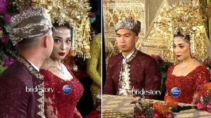 Nikita Willy dan Indra Priawan Resmi Menikah dengan Mahar Emas 75 Gram Bertahtakan Berlian 9 Karat