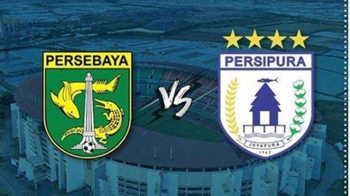 Live Streaming Persebaya Surabaya Vs Persipura Jayapura Pukul 18.30 WIB, Tonton via HP