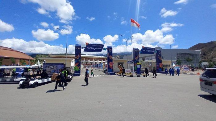 Prakiraan Cuaca di Sekitaran Stadion Lukas Enembe Jelang Closing Ceremony