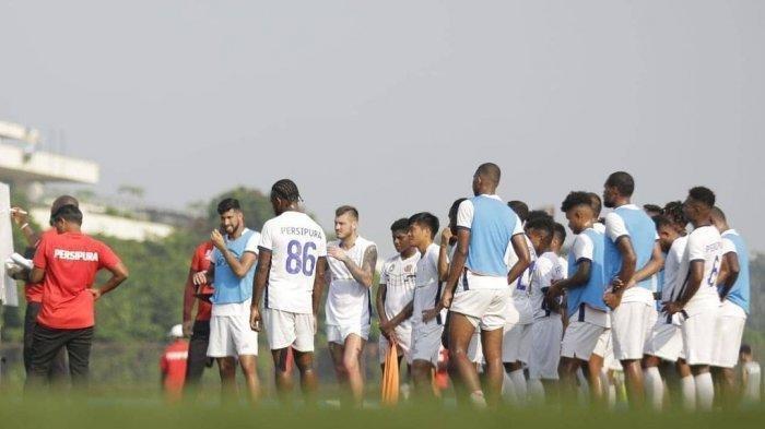 Program Latihan Persipura Ditambah Jelang Liga 1, Jacksen F Tiago: Persiapan Terus Berjalan Baik