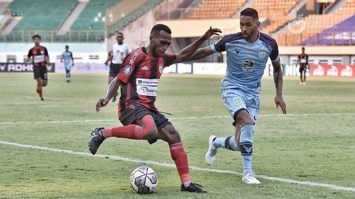 Klasemen Sementara Pekan ke-2 Liga 1 2021: Persipura Jayapura Terperosok di Dasar Tanpa Punya Poin
