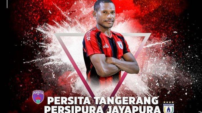 SEDANG BERLANGSUNG Live Streaming Persipura Jayapura Vs Persita Tangerang, Cek Linknya di Sini