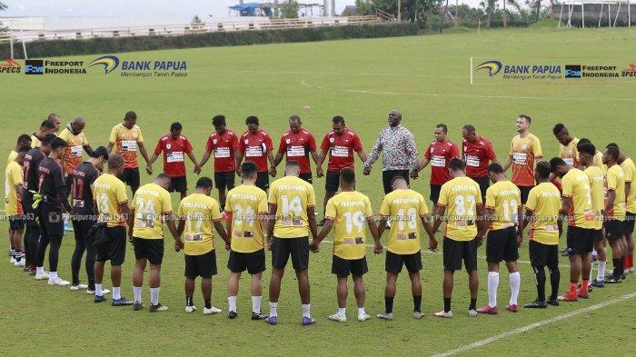 Selesaikan Persyaratan untuk Tampil di Piala AFC 2021, Persipura: Kami Berharap Tak Ada Kendala