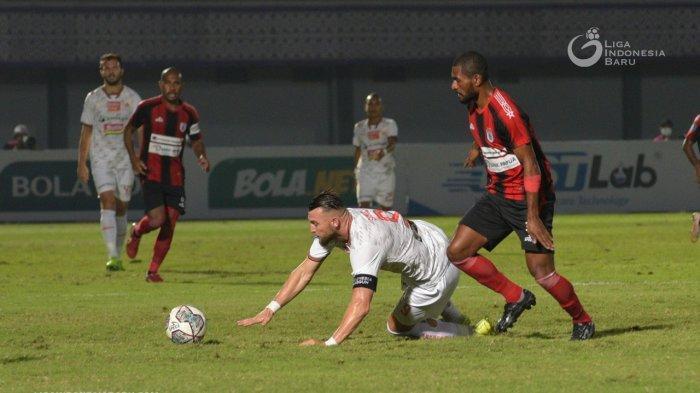 Tahan Imbang Persija Tanpa Gol, Pemain Persipura Tetap Bersyukur: Kami Bermain Tanpa Pemain Asing