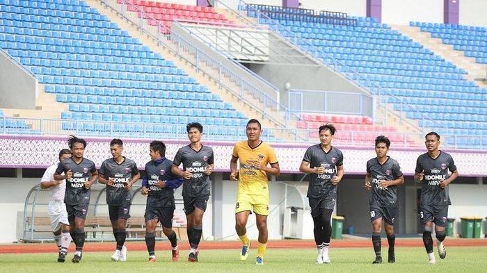 Laga Perdana Lawan Persipura Jayapura, Persita Tangerang Siap Bawa 30 Pemain di Liga 1 2021