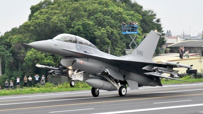 Pesawat Tempur F-16 Didatangkan untuk Latihan TNI Angkatan Udara dengan United States Air Force