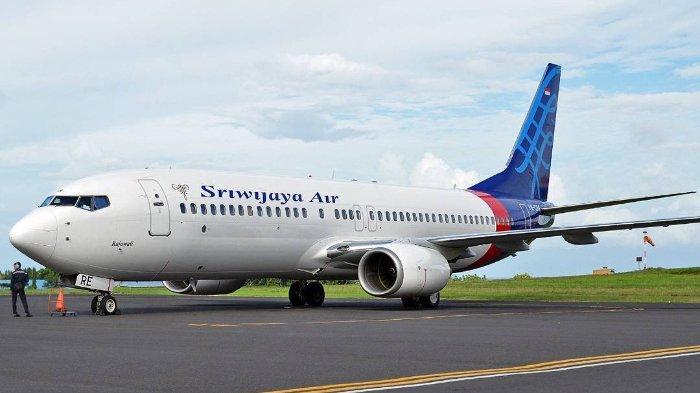 Sriwijaya Air Bakal Hentikan Sementara Penerbangan ke Manokwari Mulai 30 Juli