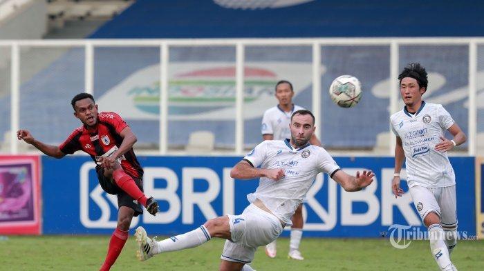 Meski Persipura Jayapura Tak Maksimal di Seri Pertama Liga 1 2021, Jacksen Sebut Alami Peningkatan