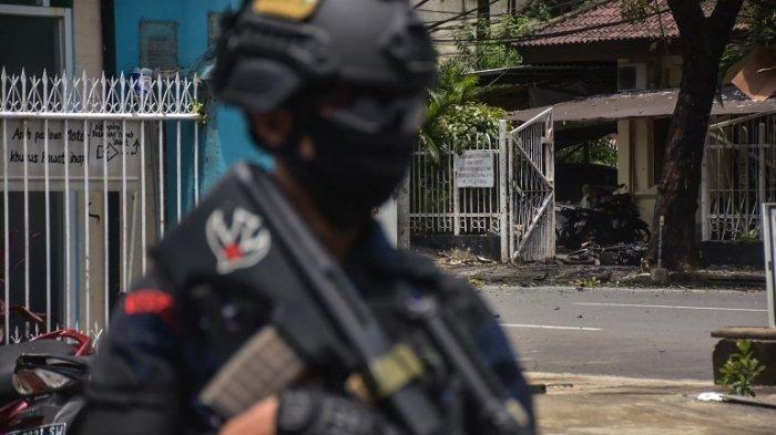 5 Fakta Pelaku Bom Bunuh Diri di Makassar, Diduga Hamil 4 Bulan hingga Belajar Buat Bom Lewat Medsos