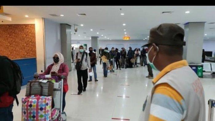 Hasil Swab Positif Corona, Penumpang Ini Lolos Terbang ke Sorong dari Jakarta Bersama Rombongan