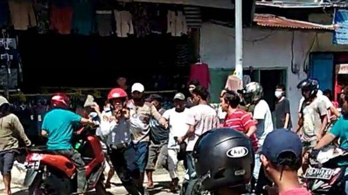 Viral, Kronologi Petugas Dishub Dikeroyok Pengantar Jenazah hingga Babak Belur di Tengah Jalan