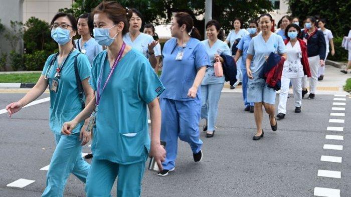 Dubes RI untuk Singapura Ungkap Alasan Pihak Keluarga WNI Positif Virus Corona Belum Diberitahu