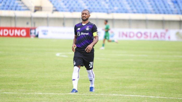 PIALA AFC 2021 - Kapten tim Persik Kediri, Andri Ibo berharap Persipura Jayapura dapat meraih hasil maksimal pada kompetisi piala AFC 2021.