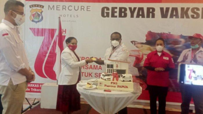 PON Makin Dekat,PMI Papua Belum Siapkan Stok Darah Khusus