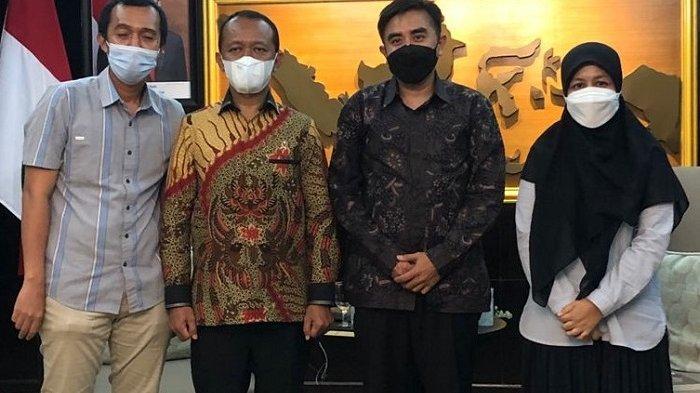 Menteri Investasi Apresiasi dan Dukung Politeknik Negeri FakFak Majukan SDM Papua