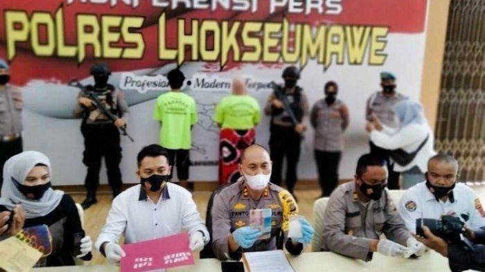 Bubarkan Remaja yang Main Game Online di Warnet, Polisi di Aceh Justru Dianiaya dengan Katana