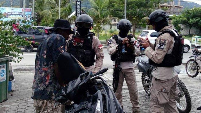 Tak Bisa Tunjukkan Surat Lengkap saat Ada Patroli Polisi, Pengendara Ini Ternyata Pakai Motor Curian