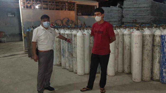 Lima Rumah Sakit di Jayapura Butuh 40-50 Tabung Oksigen