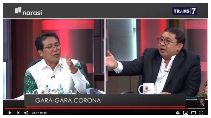 Fadjroel Rachman Yakinkan Protokol Virus Corona Jelas, Fadli Zon: Ya Itu di Kertas Saja