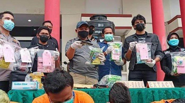 Ngaku Beri Uang Setoran untuk Oknum Polisi, Bandar Narkoba di Surabaya: Beda-beda Nominalnya