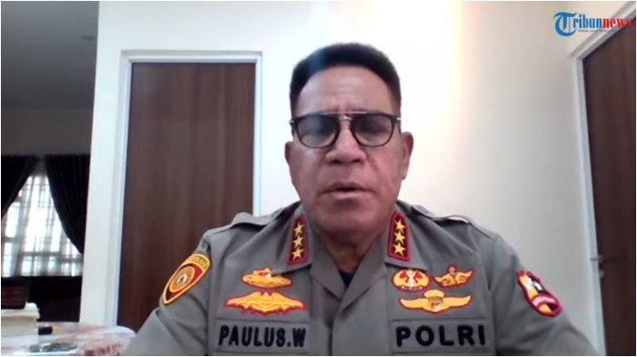 Ini Profil Komjen Paulus Waterpauw yang Diusung Golkar jadi Calon Wagub Papua